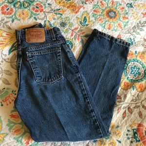 9a9fc534 Levi's · Vintage Levi's 550 Relaxed Fit Jeans